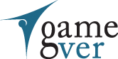 Game Over – hjälp vid spelberoende Logo